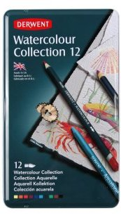 Watercolour collection 12ks DERWENT