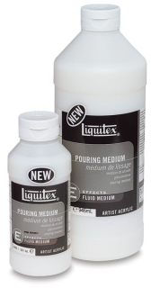 Pouring medium 237ml Liquitex