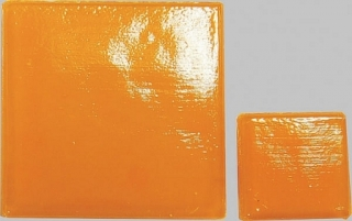 Joy Glass orange mozaika 10x10mm 200g