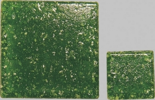 Joy Glass fir green  mozaika 10x10mm 200g
