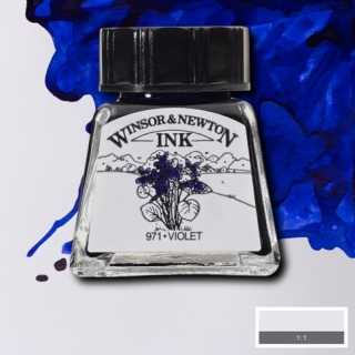688 Violet 14ml Drawing ink Winsor and Newton