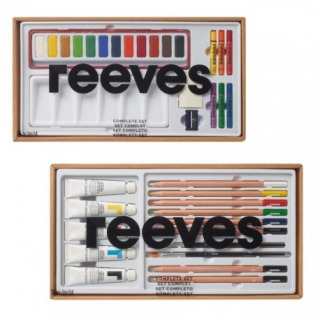Complete set Reeves 36ks