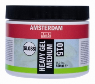 015 Heavy gel medium 250 ml Amsterdam